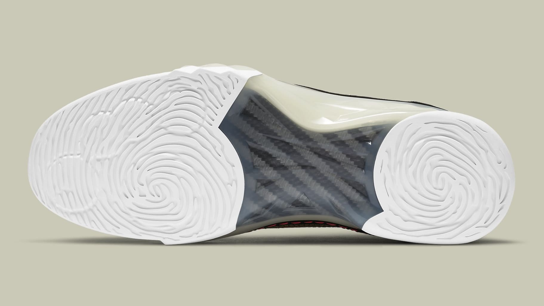 Titan x Air Jordan 23 XX3 Release Date CZ6222-001 Sole