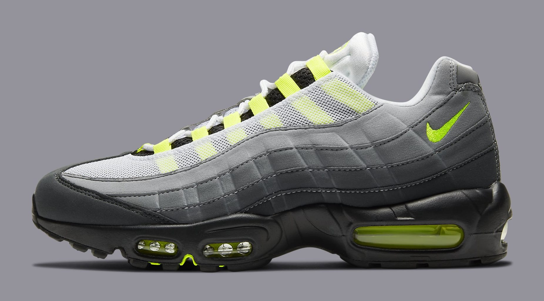 Nike Air Max 95 'Neon 2020' CT1689-001 Lateral