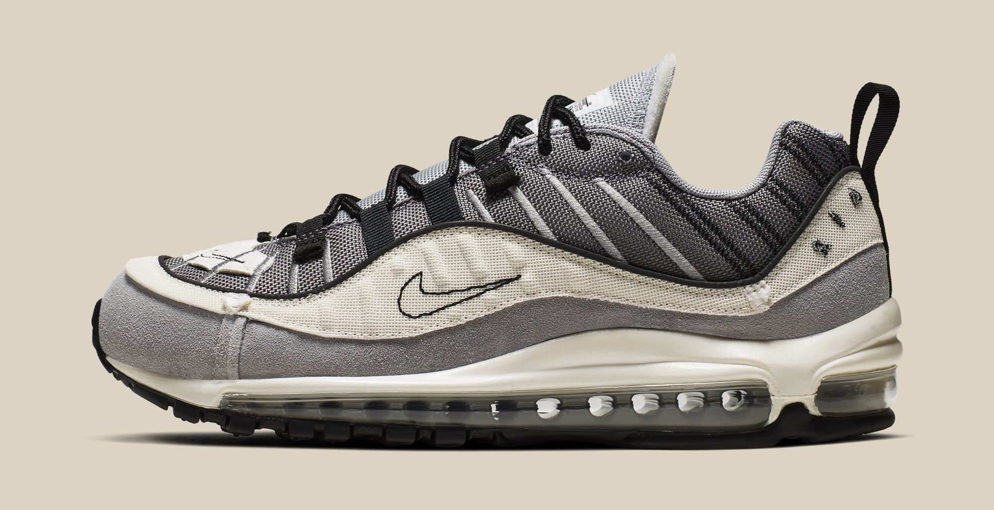 Nike Air Max 98 'Inside Out' AO9380-002 (Lateral)