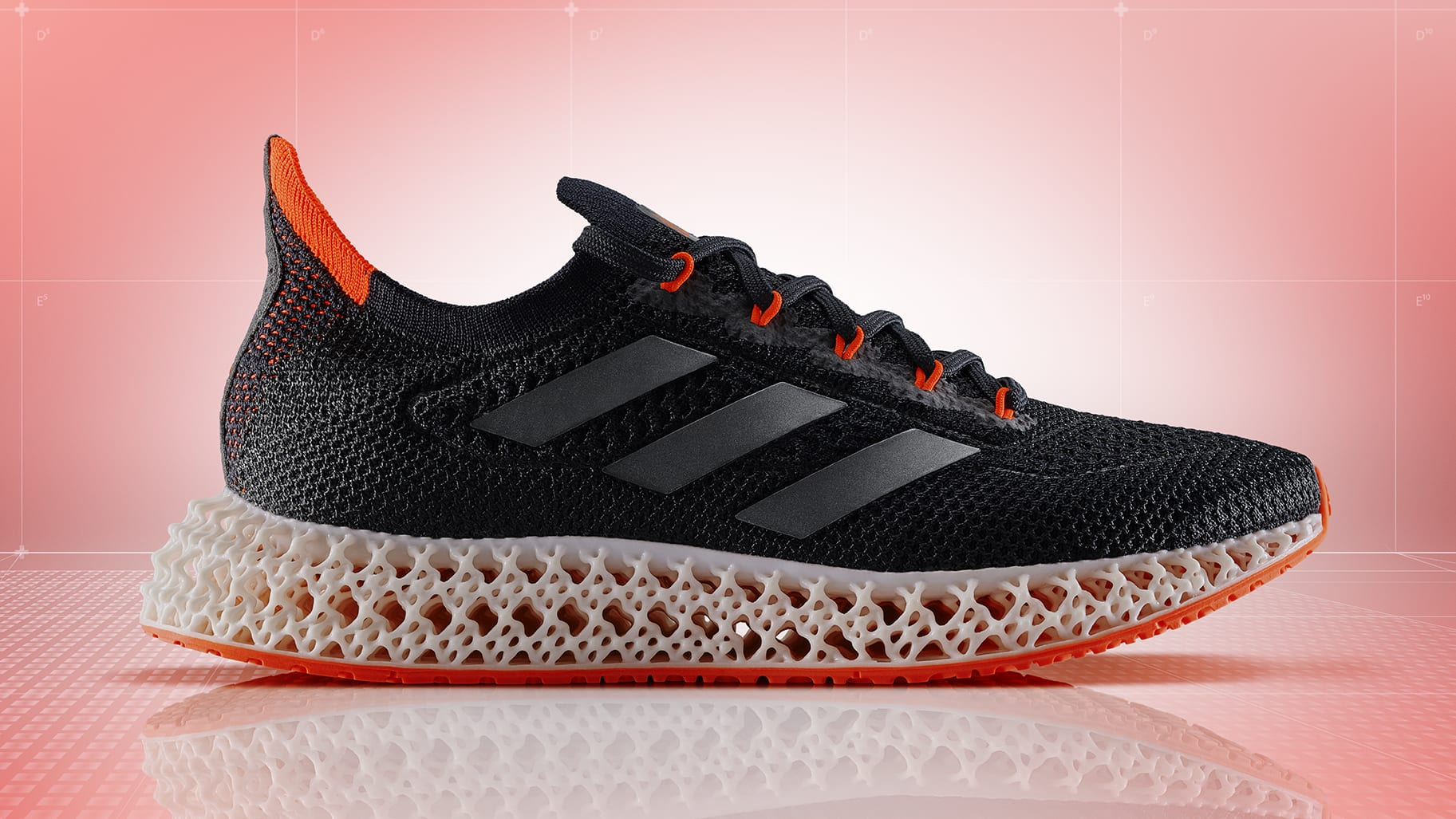 Adidas 4DFWD FY3963 Lateral