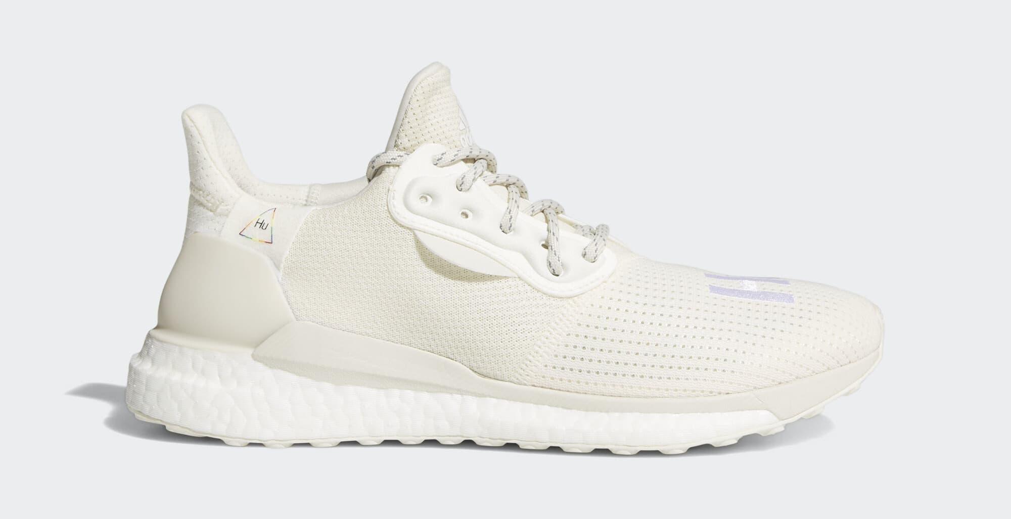 Pharrell x Adidas Solar Hu Glide EG7767 (Lateral)