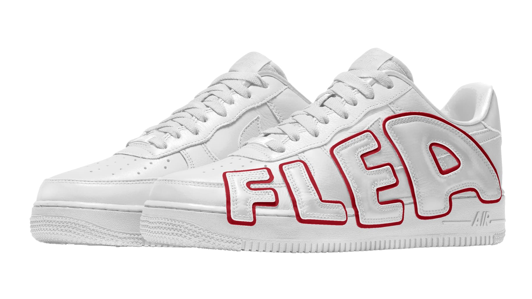 Cactus Plant Flea Market x Nike Air Force 1 By You White