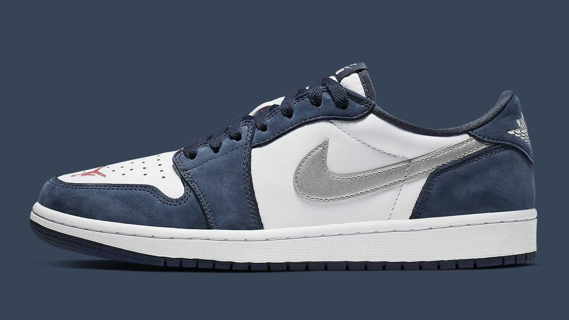 Nike SB Air Jordan 1 Low Koston Release Date CJ7891-400 Profile