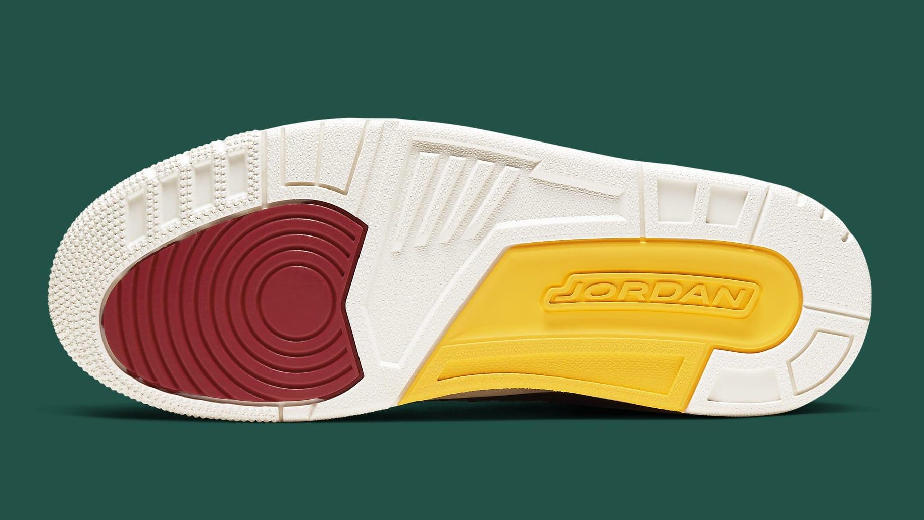 "Air Jordan 3 ""Animal Instinct 2.0"" Officially Unveiled: Photos"
