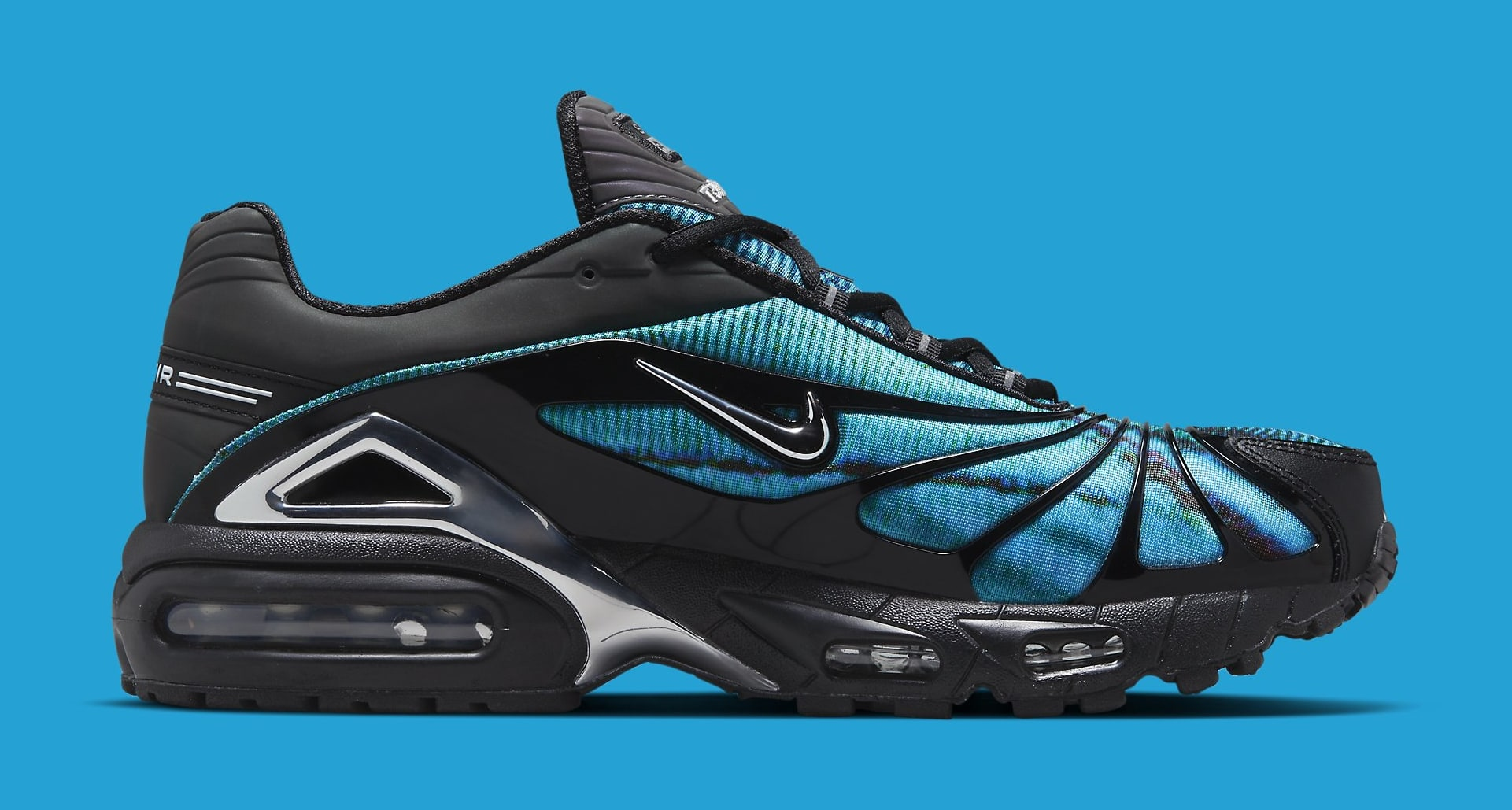 Skepta x Nike Air Tailwind V 'Blue' CQ8714-001 Medial