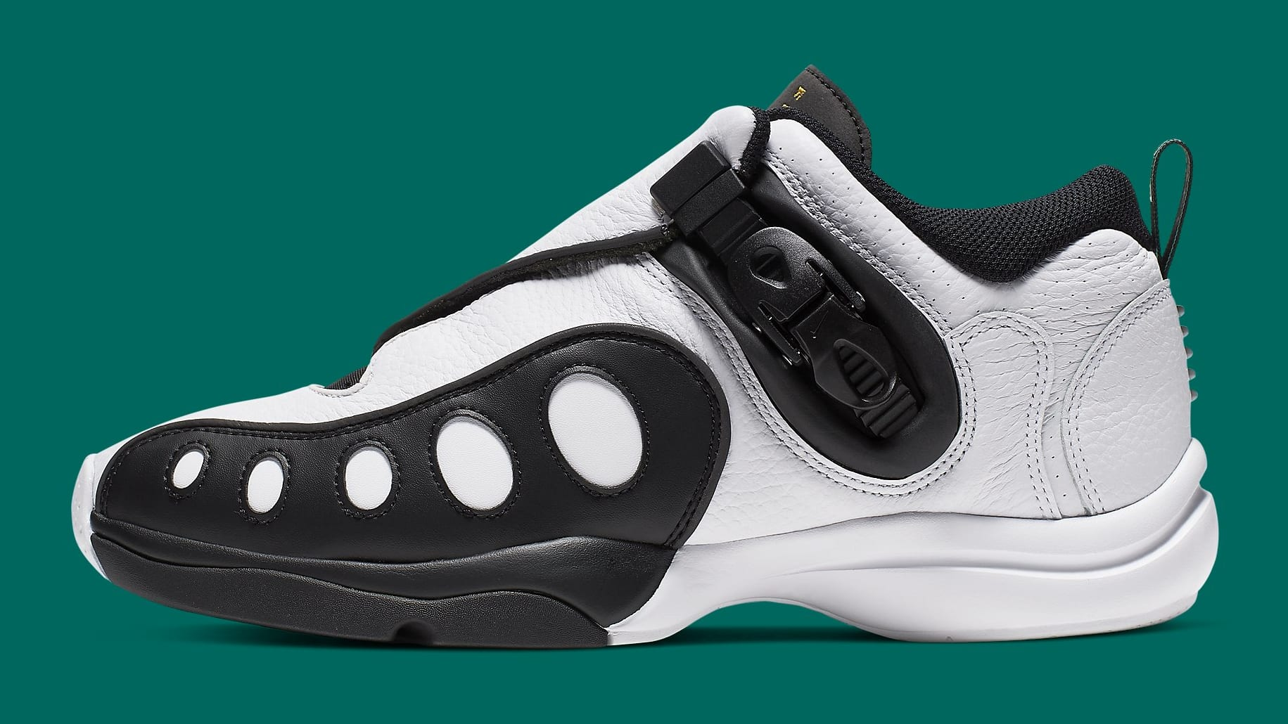 Nike Zoom GP White Black Release Date AR4342-100 Profile
