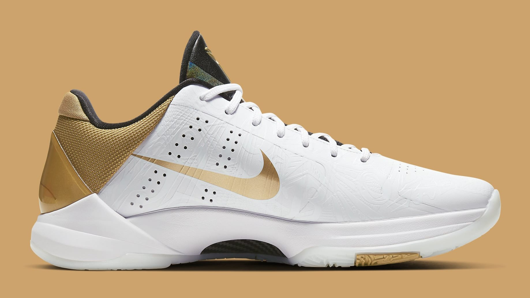 Nike Kobe 5 Big Stage Parade Release Date CT8014-100 Medial