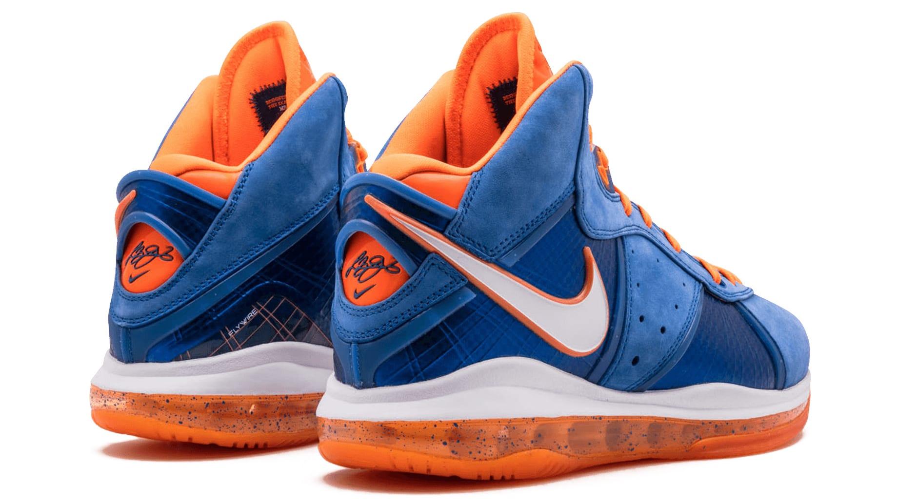 Nike LeBron 8 HWC Release Date CV1750-400 Heel