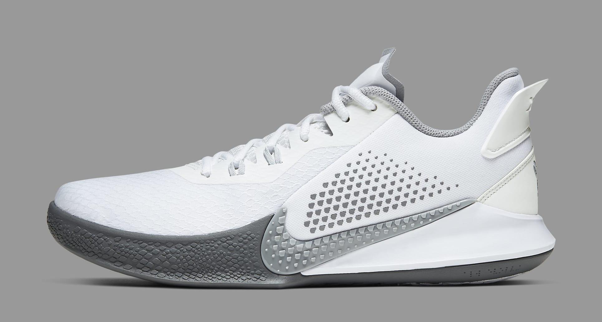 Nike Kobe Mamba Fury CK2087-100 Lateral