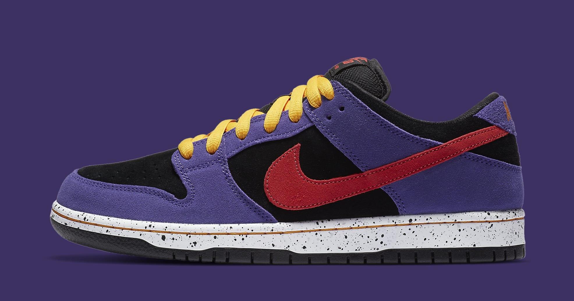 Nike SB Dunk Low 'ACG' BQ6817-008 Lateral