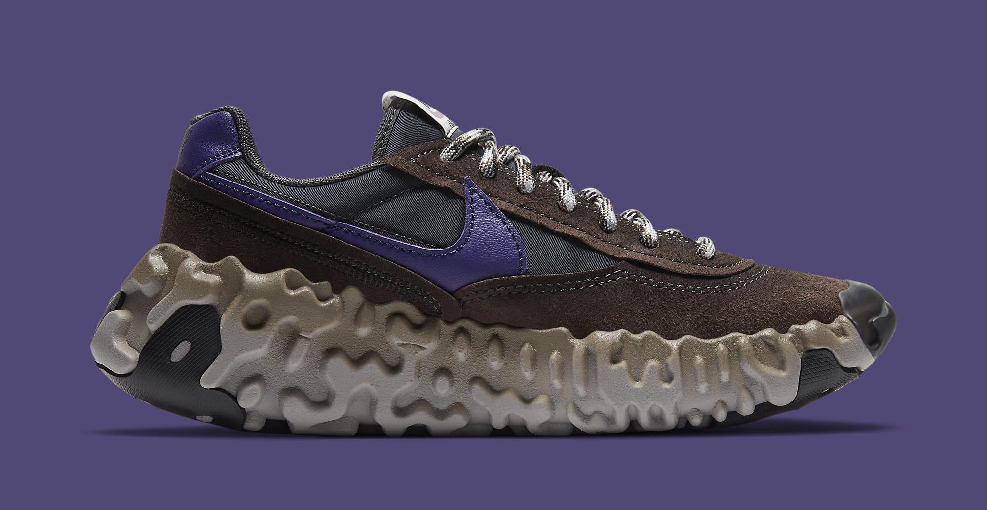 Nike Overbreak 'Baroque Brown' DA9784-200 Medial