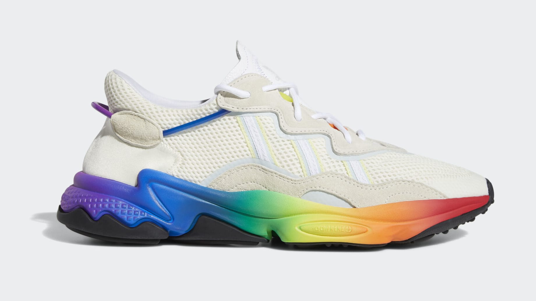 Adidas Ozweego Celebrates Pride Month With Rainbow Highlights Photos Hiphop Magz