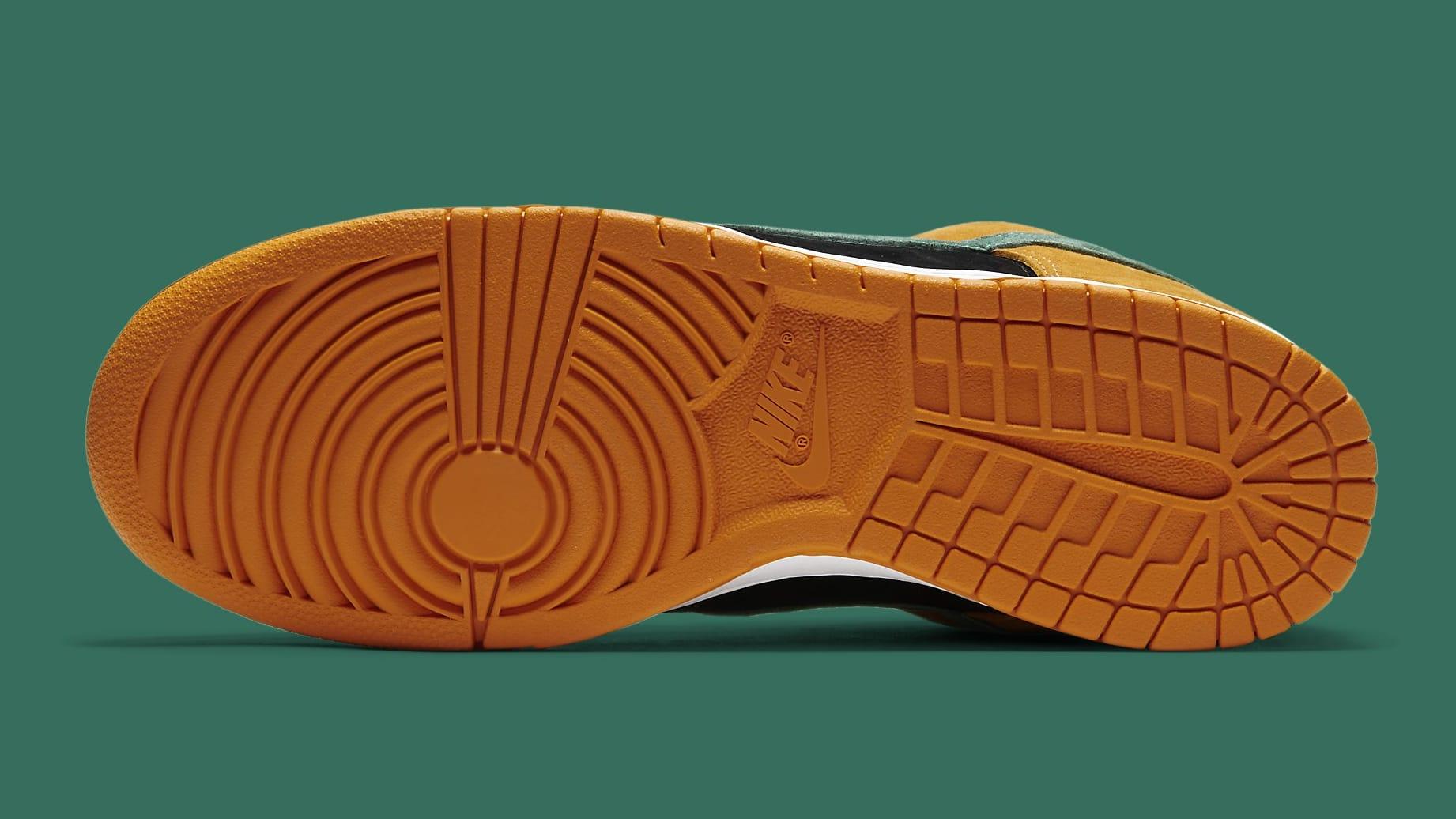 Nike Dunk Low Ceramic Release Date DA1469-001 Sole
