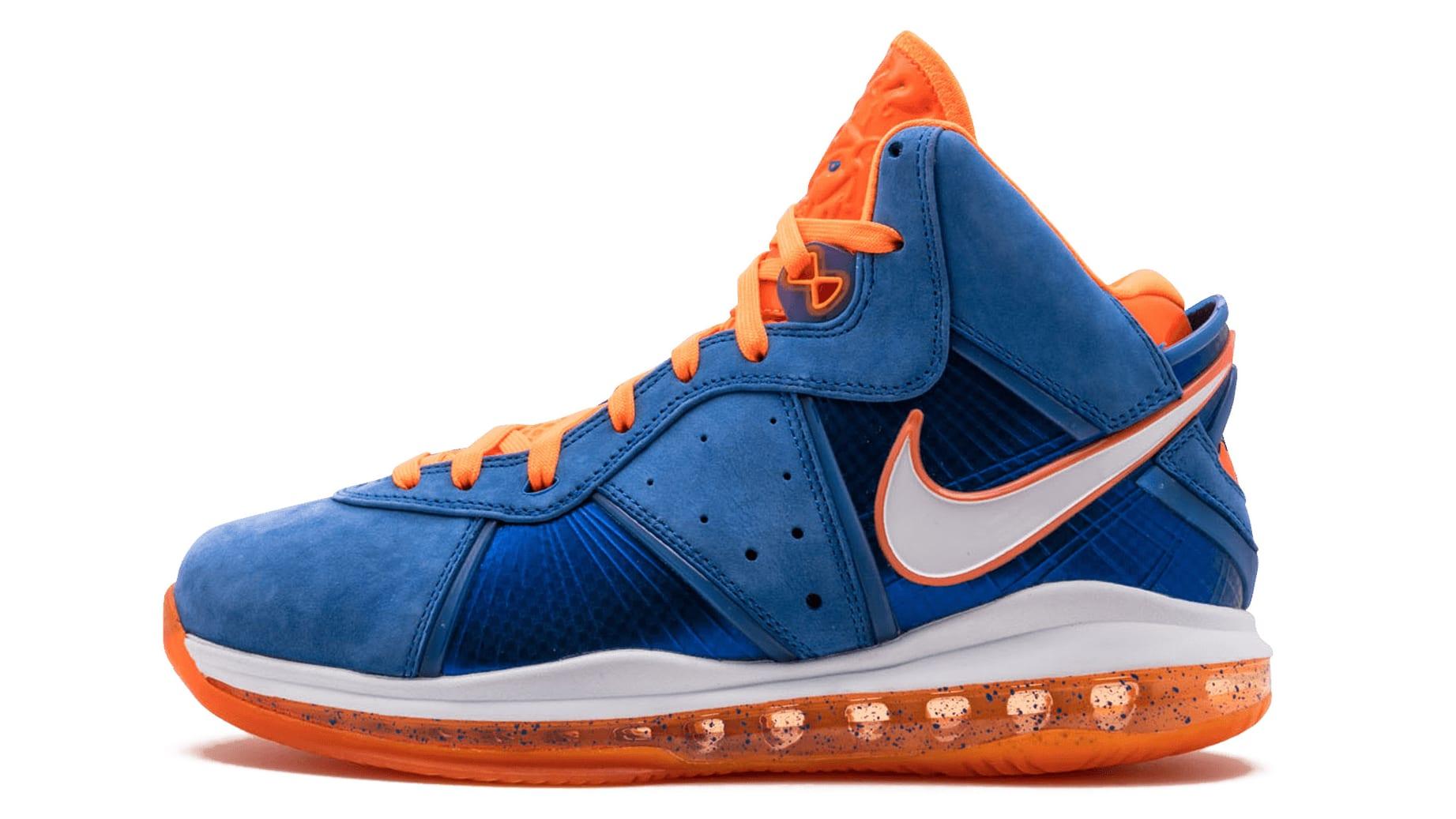 Nike LeBron 8 HWC Release Date CV1750-400 Profile