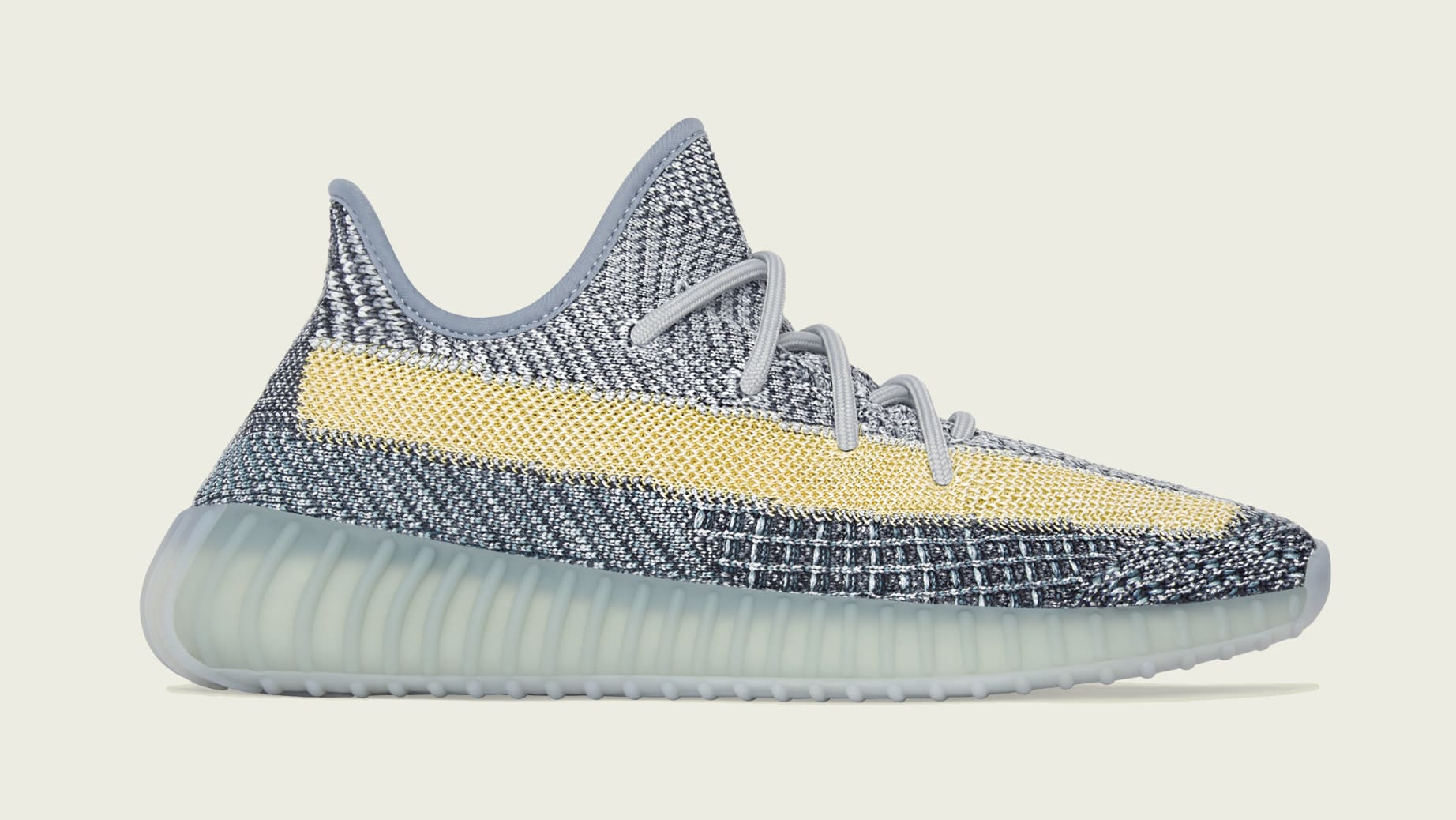 Adidas Yeezy Boost 350 V2 'Ash Blue' GY7657 Lateral