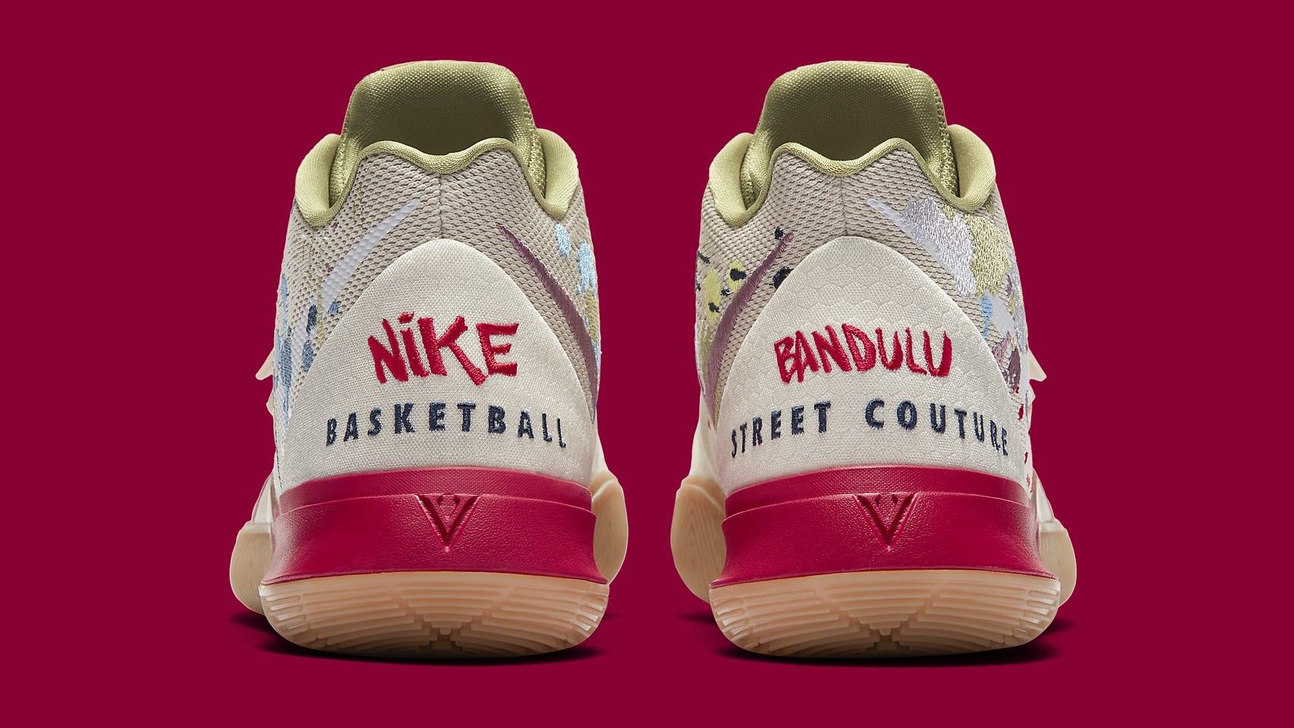 Bandulu x Nike Kyrie 5 CK5836-100 Heel