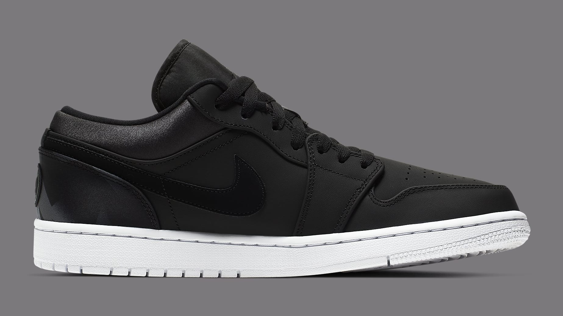 Air Jordan 1 Low PSG Release Date CK0687-001 Medial