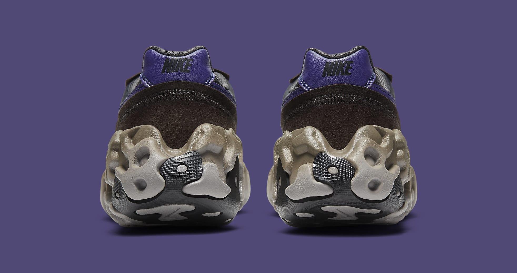 Nike Overbreak 'Baroque Brown' DA9784-200 Heel