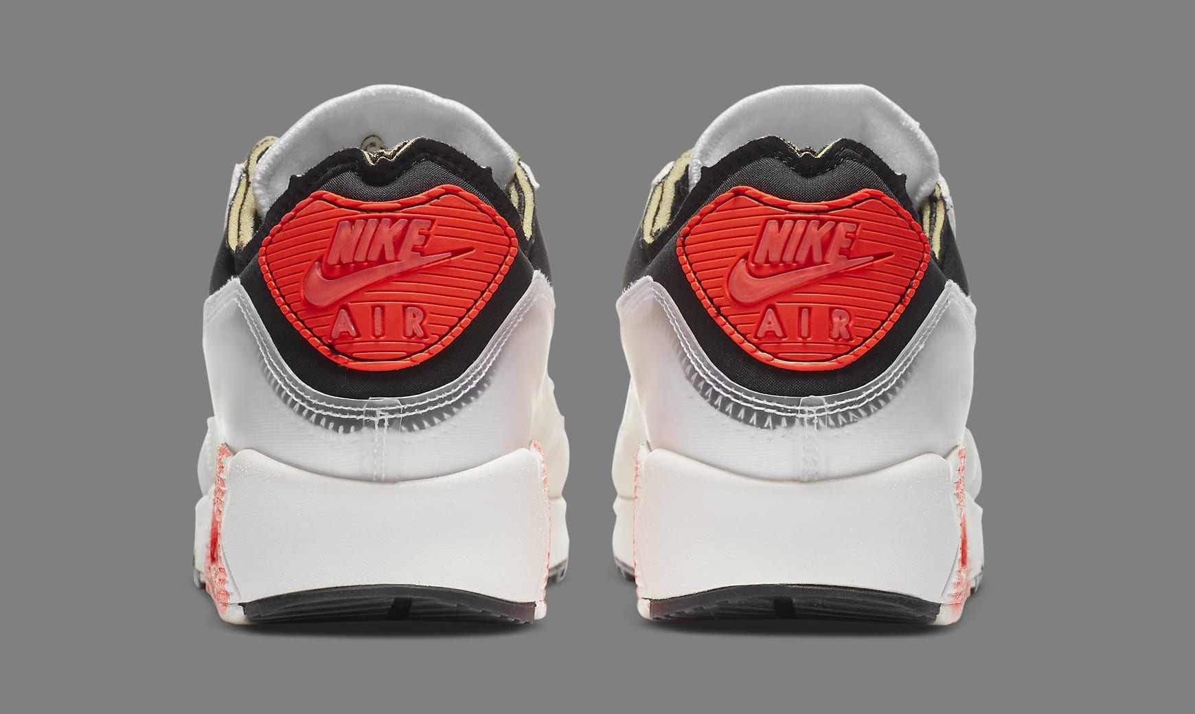 Nike Air Max 90 'Archetype' DC7856-100 Heel