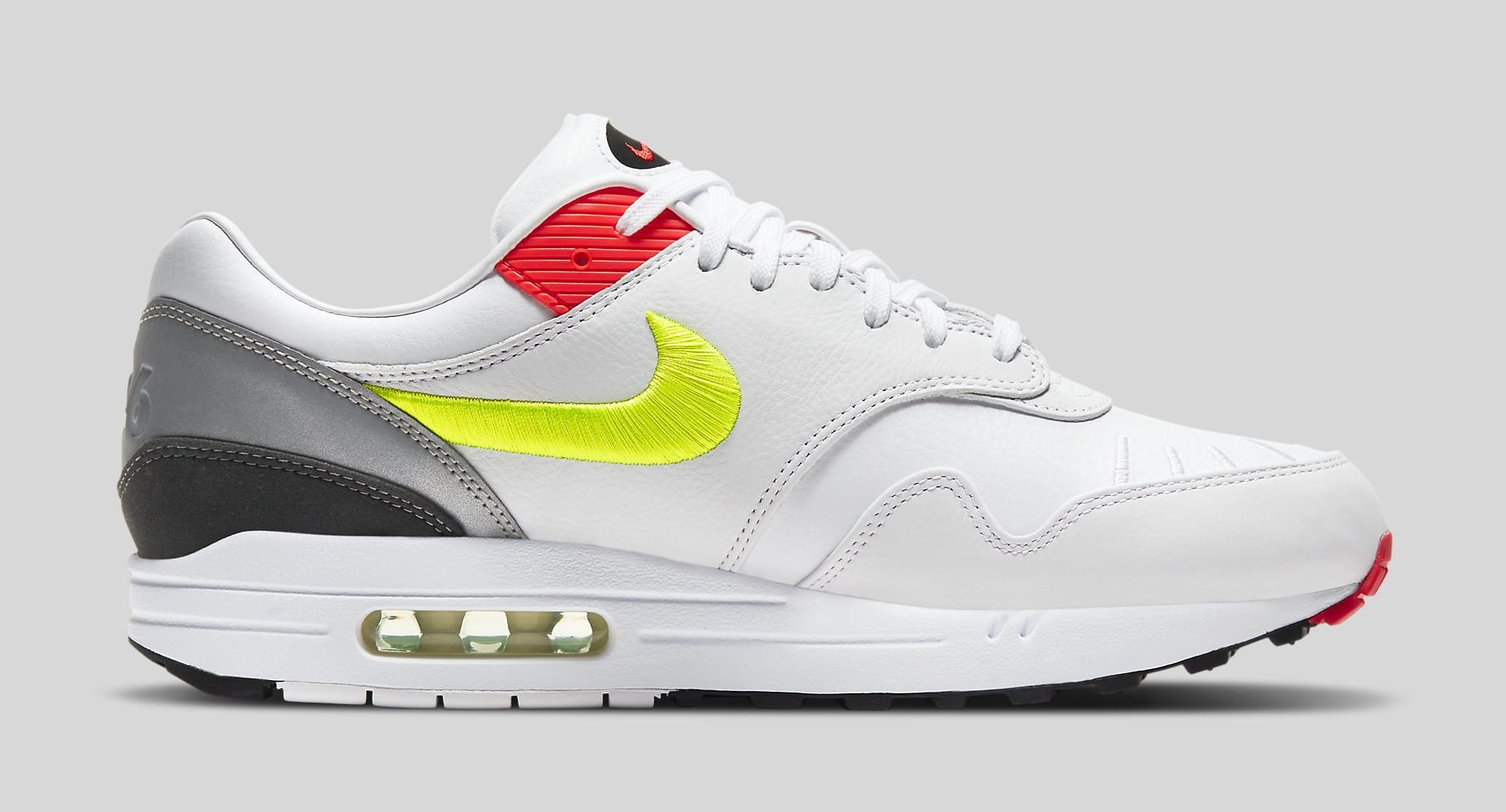Nike Air Max 1 'Evolutions of Icons' CW6541-100 Medial