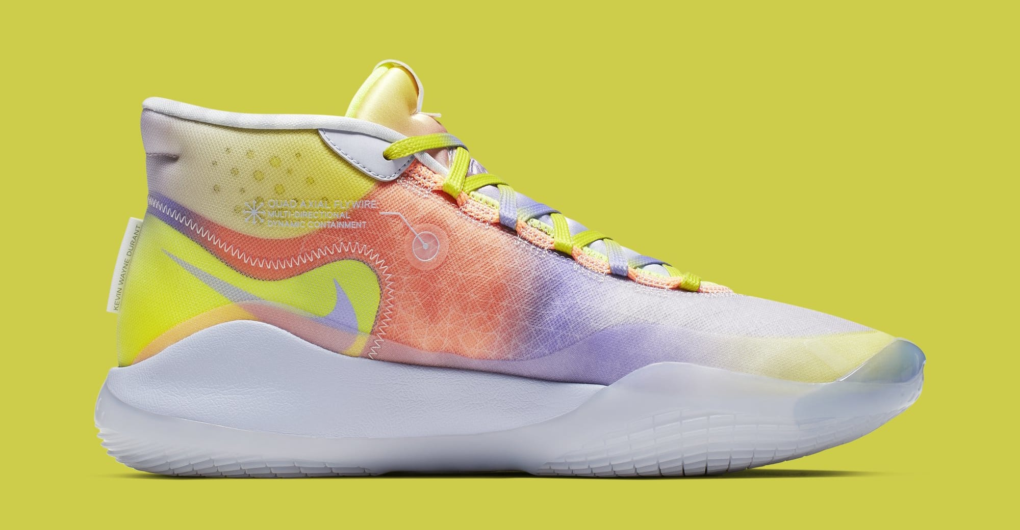 Nike KD 12 'EYBL' Multi-Color CK1201-900 (Medial)