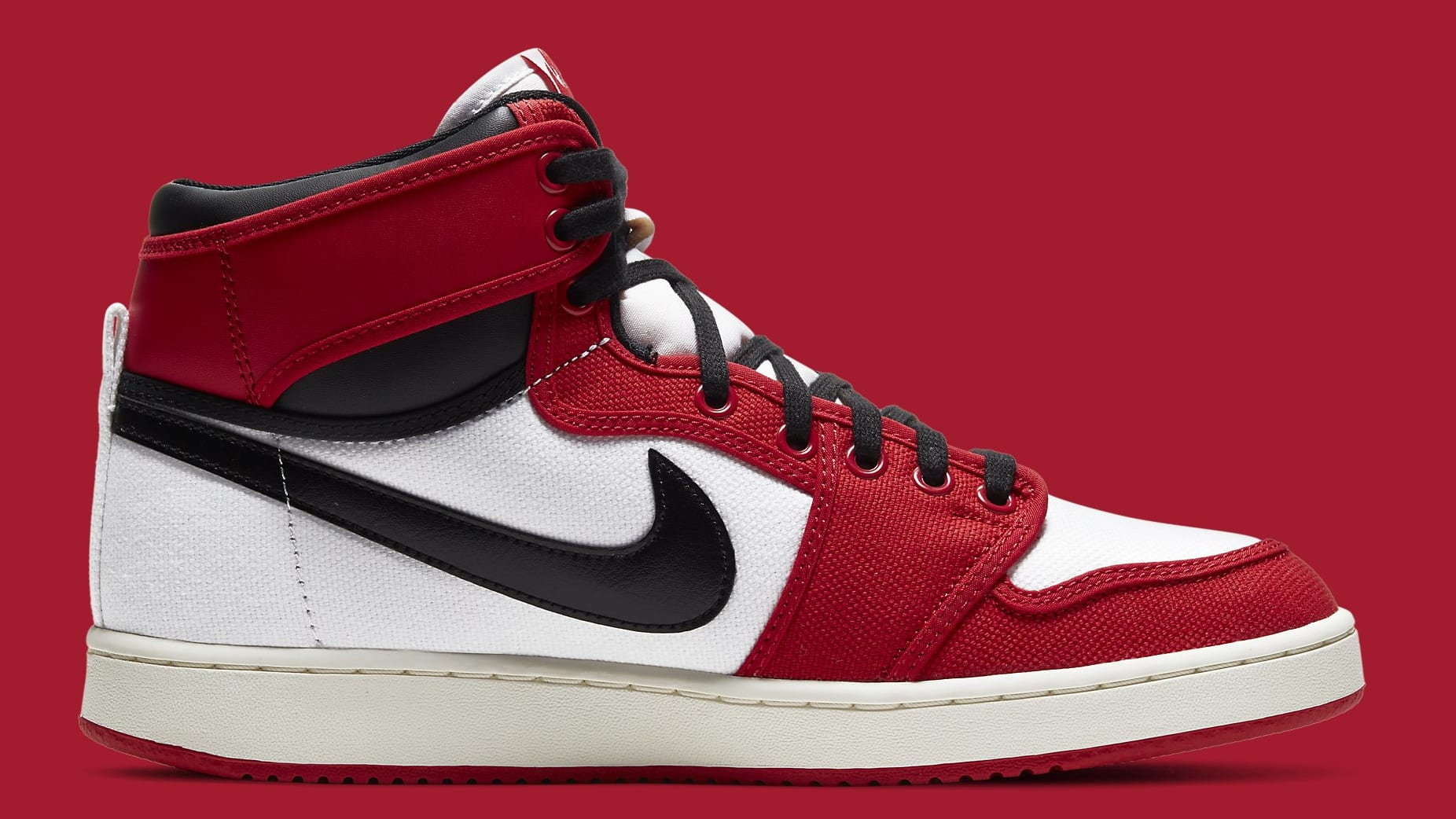 Air Jordan 1 KO Chicago 2021 Release Date DA9089-100 Medial