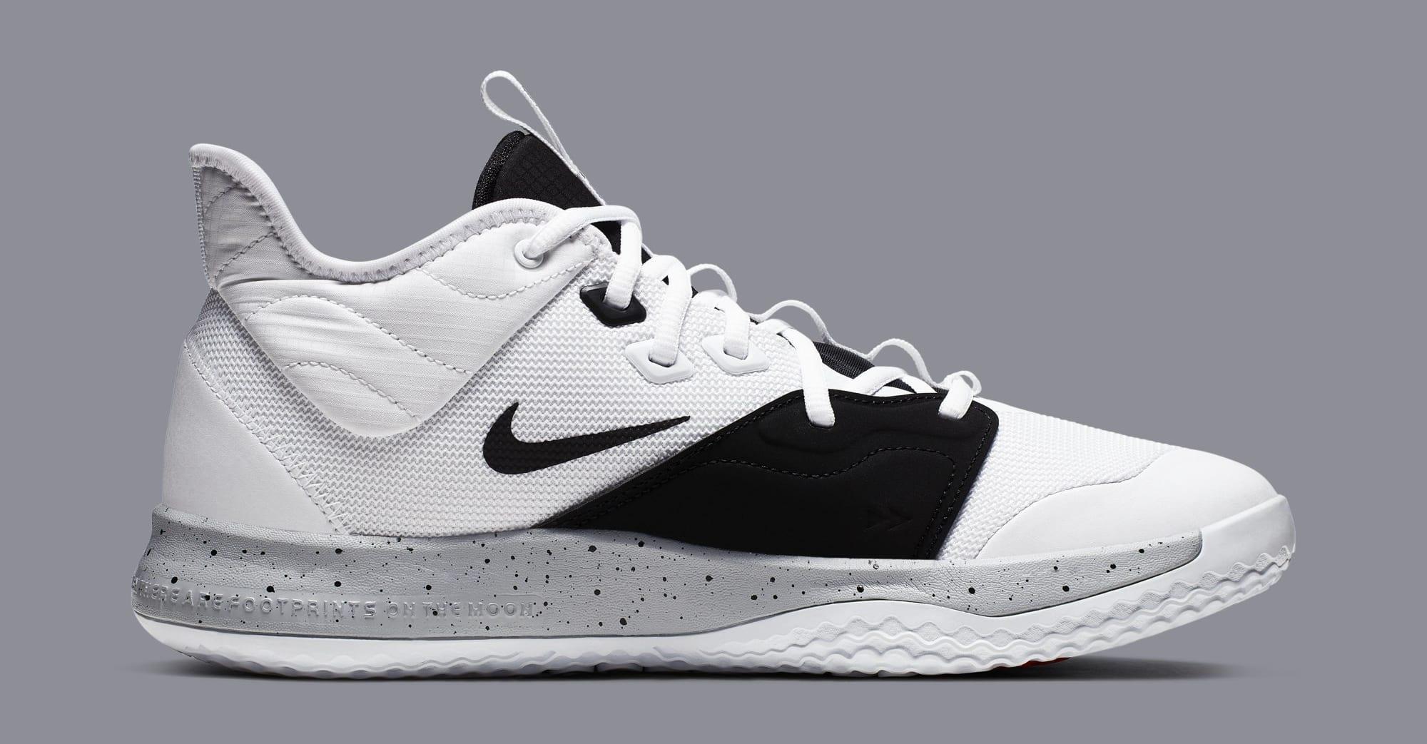 Nike PG 3 AO2607-101 (Medial)