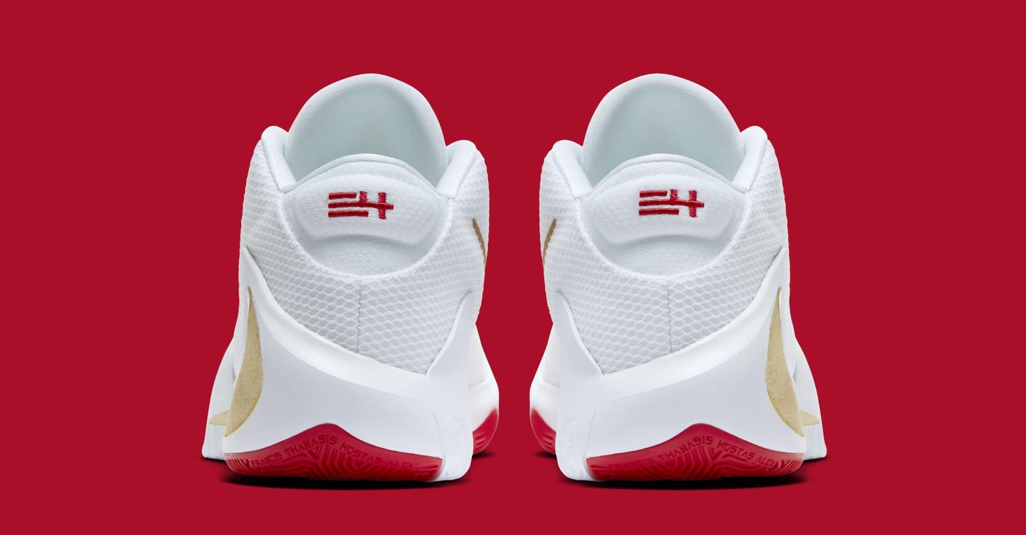 Nike Zoom Freak 1 'Roses' BQ5422-100 (Heel)