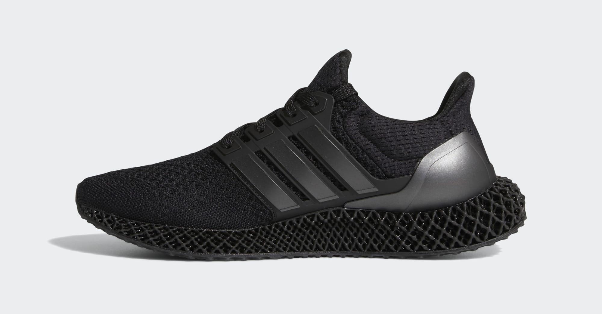 Adidas Ultra 4D 'Black' FY4286 Medial
