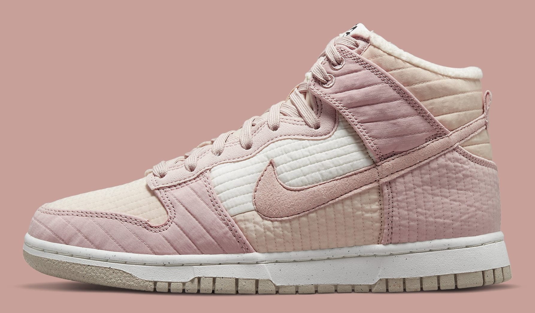 Nike Dunk High Toasty Pink DN9909-200 Release Date Profile