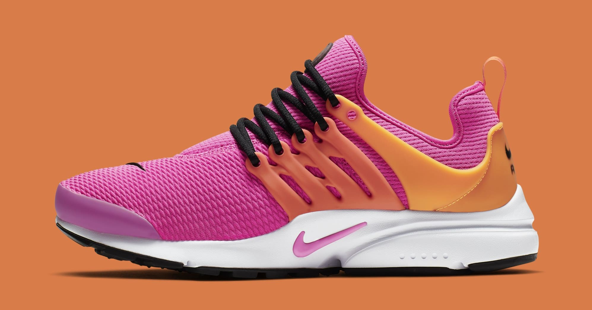 check out 1c604 1f1df WMNS Nike Air Presto  Laser Fuchsia  878068-607 (Lateral)