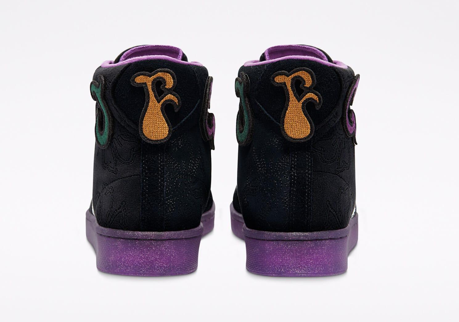 Joefreshgoods x Converse Pro Leather 170645C Heel