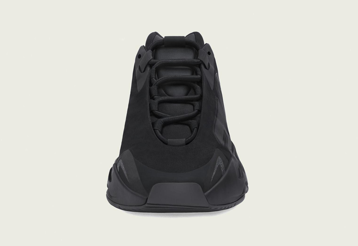 Adidas Yeezy Boost 700 MNVN 'Black' FV4440 Front