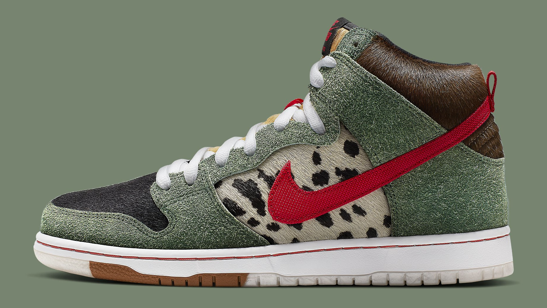 Dunk High Collector DateSole 'dog Walker' Nike Release Sb