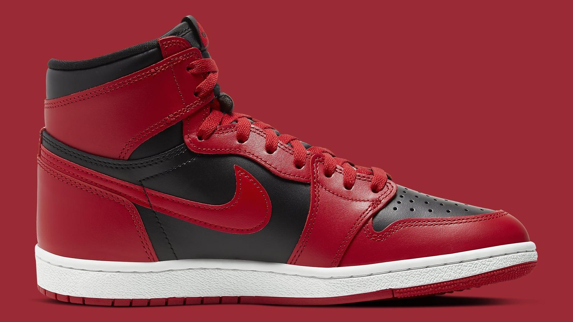 Air Jordan 1 High New Beginnings Varsity Red Release Date BQ4422-600 Medial