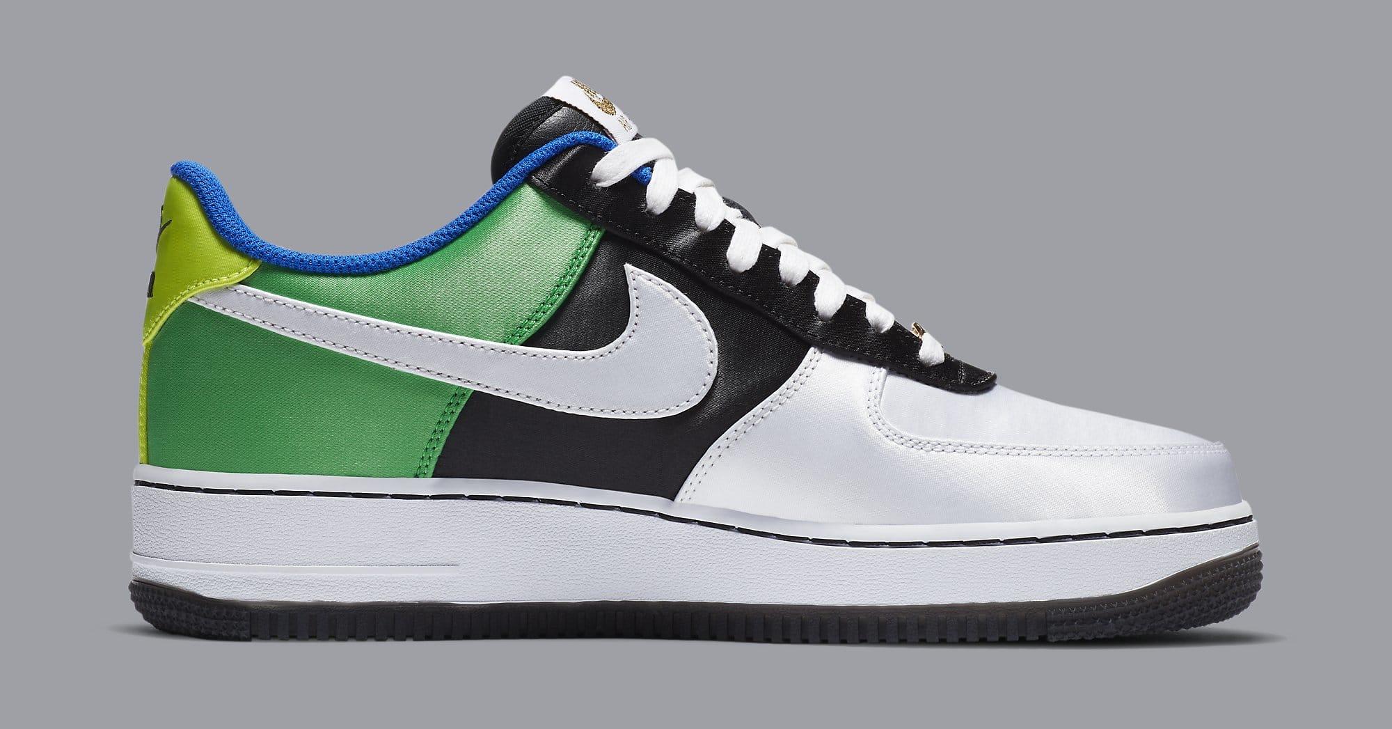Nike Air Force 1 Low 'Hidden Message' DA1345-014 Medial