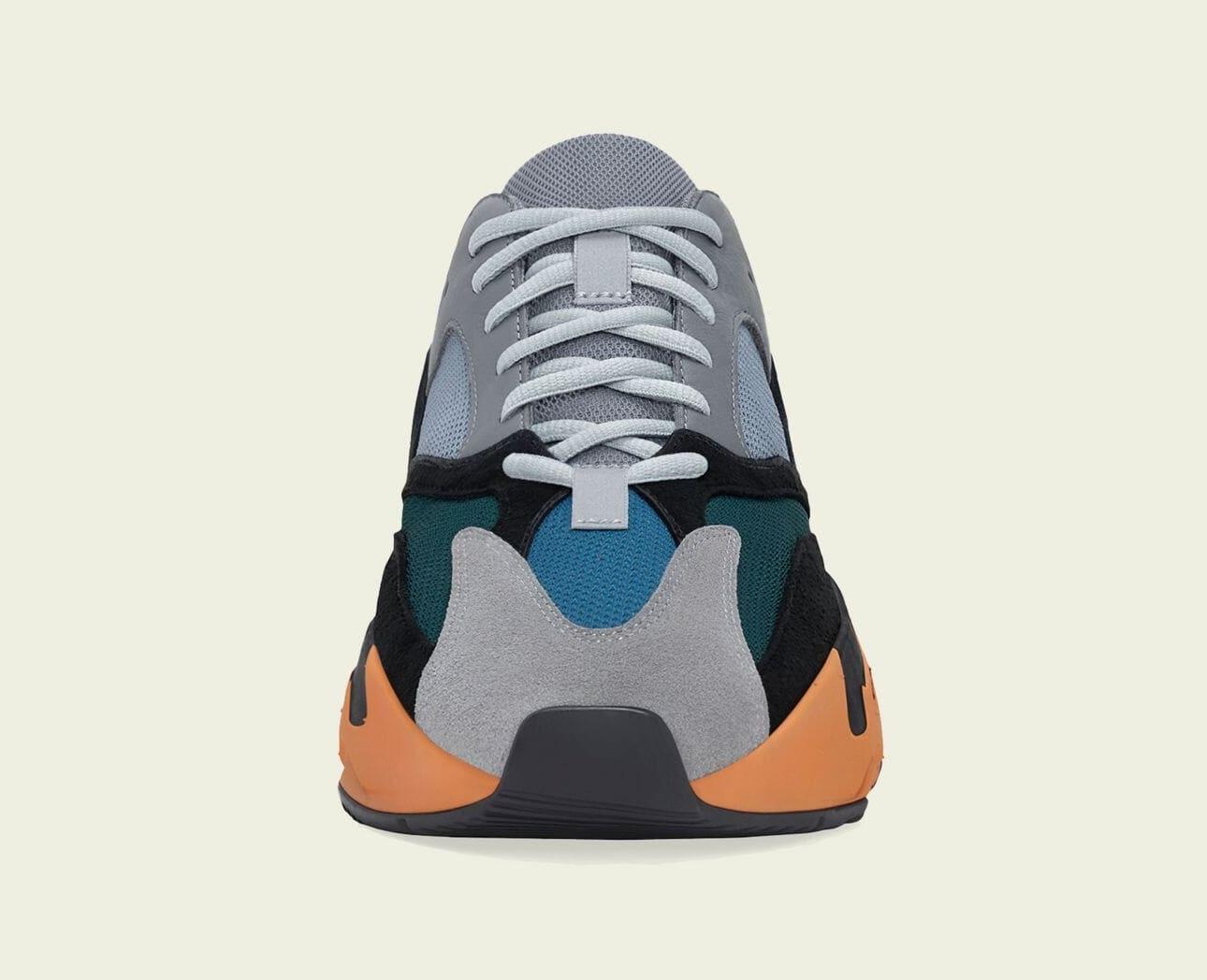 Adidas Yeezy Boost 700 'Wash Orange' GW0296 Front