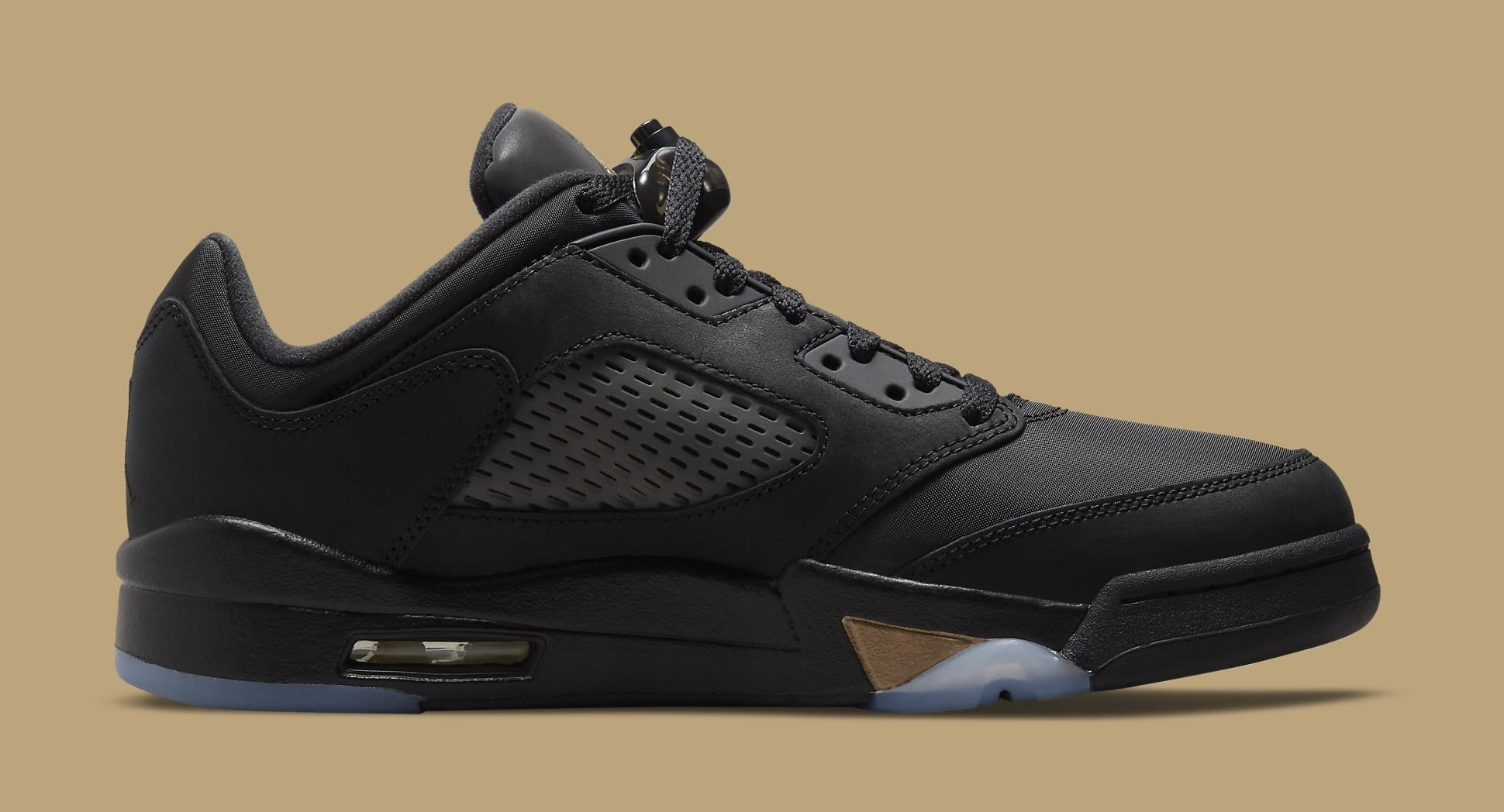 Air Jordan 5 Retro Low Wings 'Class of 2020-21' DJ1094-001 Medial