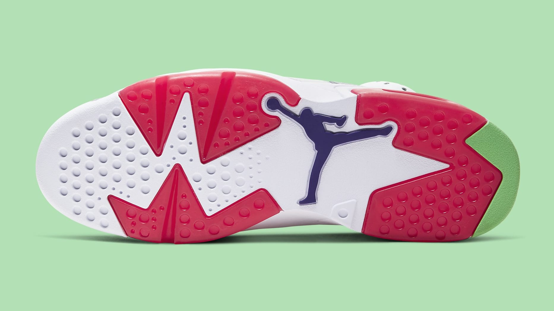 Air Jordan 6 Hare Release Date CT8529-062 Sole