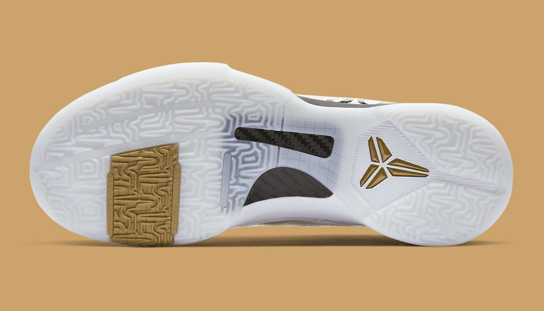 Nike Kobe 5 Big Stage Parade Release Date CT8014-100 Sole