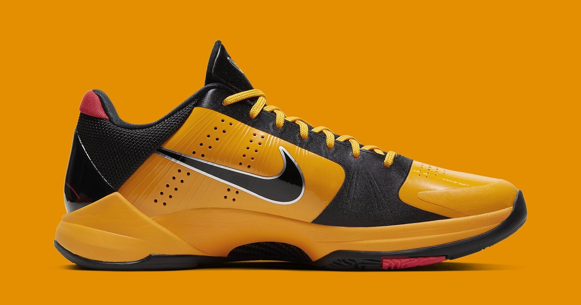 Nike Kobe 5 Protro 'Bruce Lee' CD4991-700 Medial