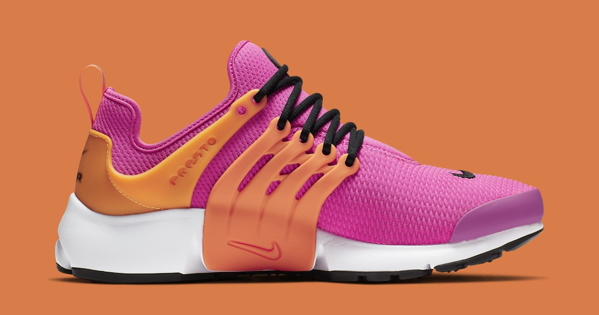 newest f0659 d41af Nike Air Presto 'Laser Fuchsia/Laser Orange/Hyper Crimson ...