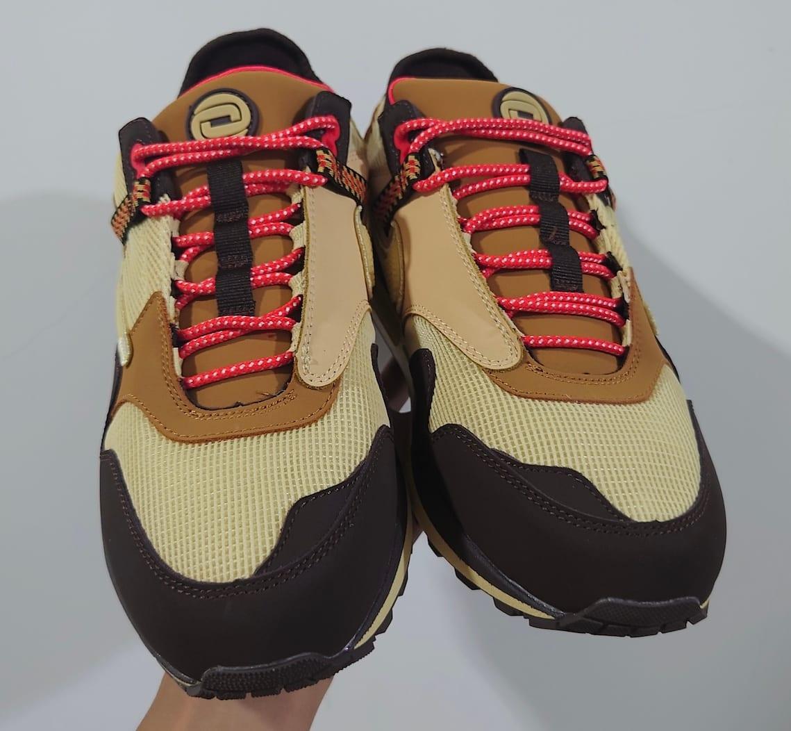 Travis Scott x Nike Air Max 1 Collab Front