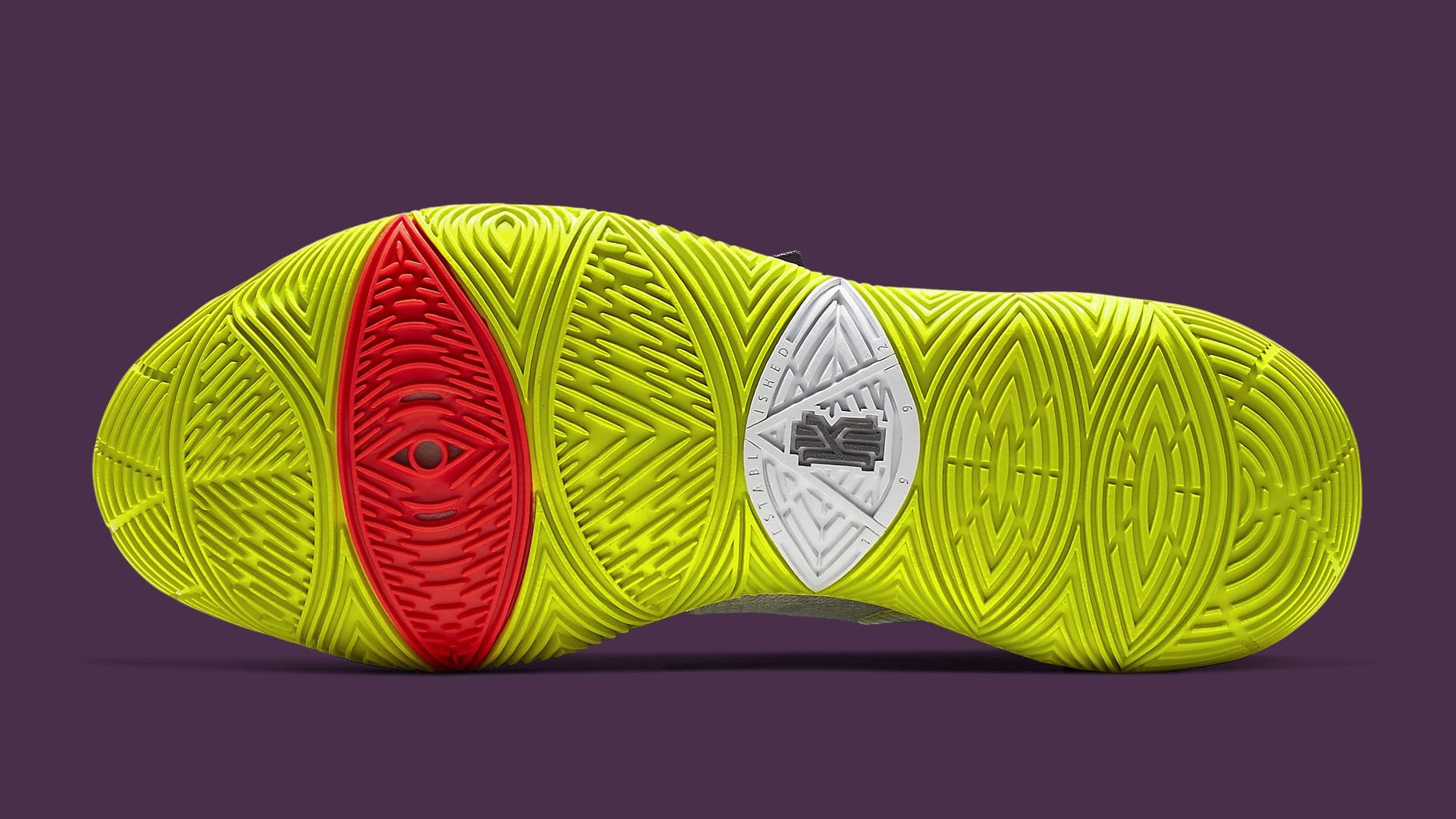 Nike Kyrie 5 Chaos Mamba Mentality Release Date AO2918-102 Sole