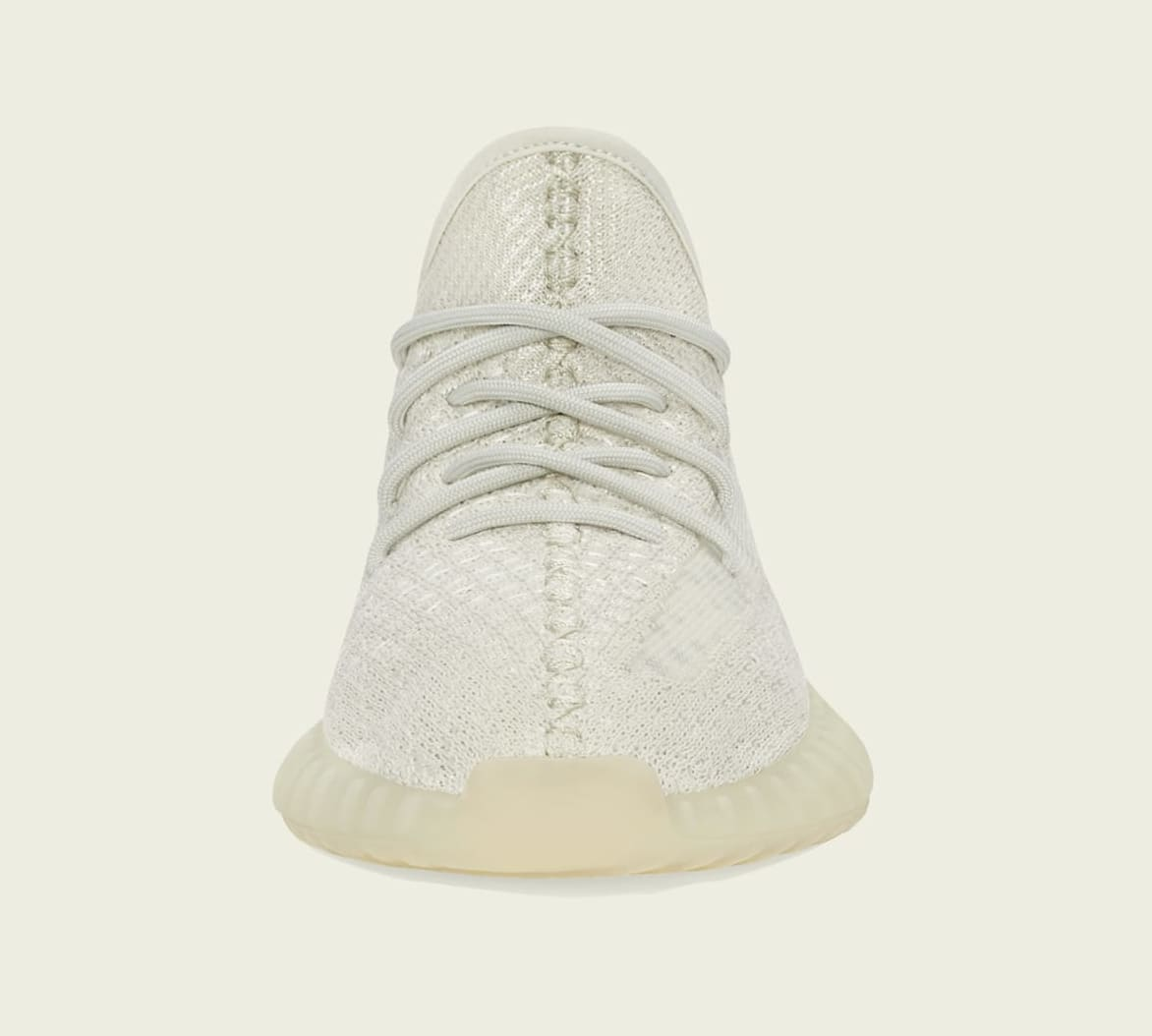 Adidas Yeezy Boost 350 V2 'Light' GY3438 Front