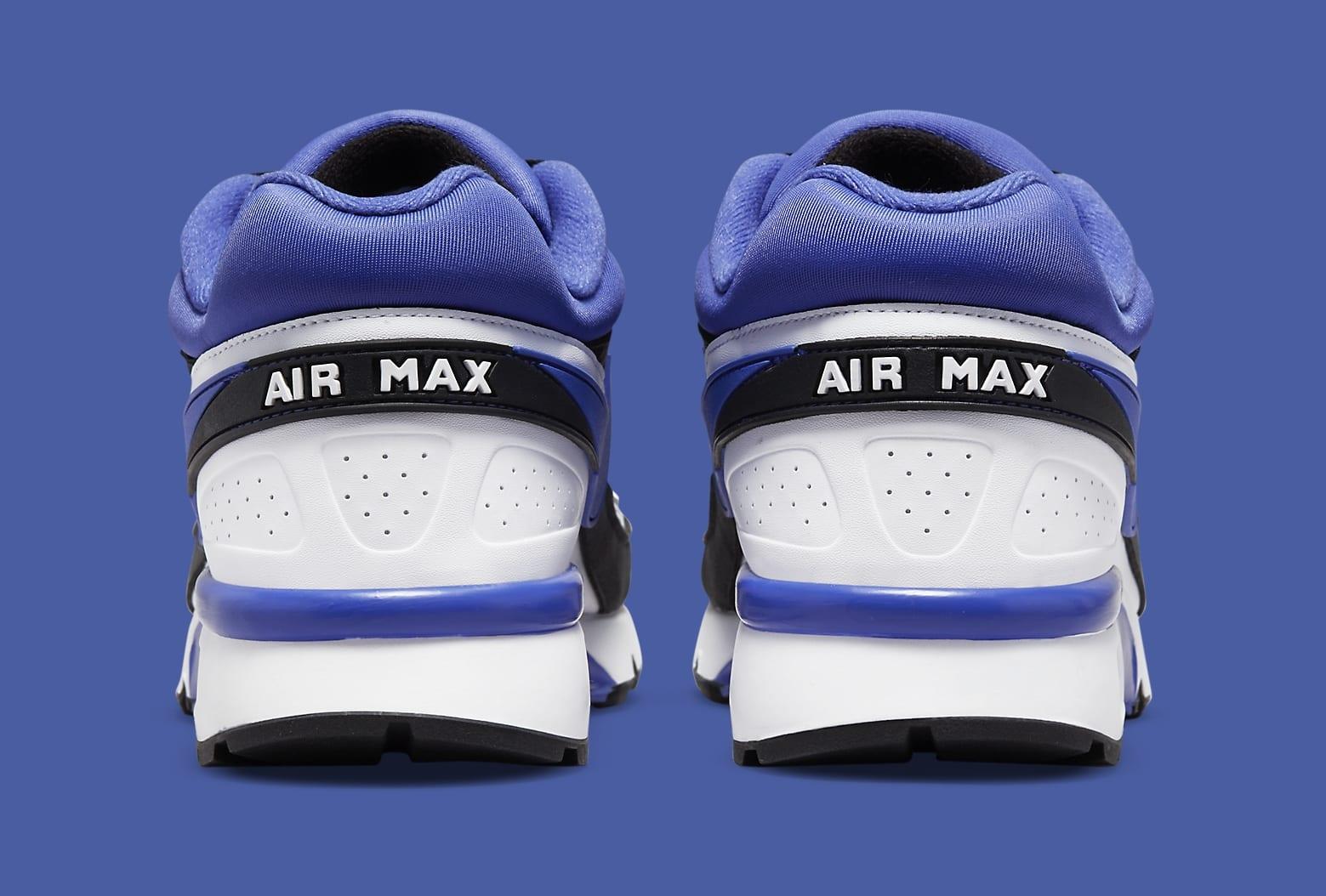 Nike Air Max BW 'Persian Violet' DJ6124-001 Heel
