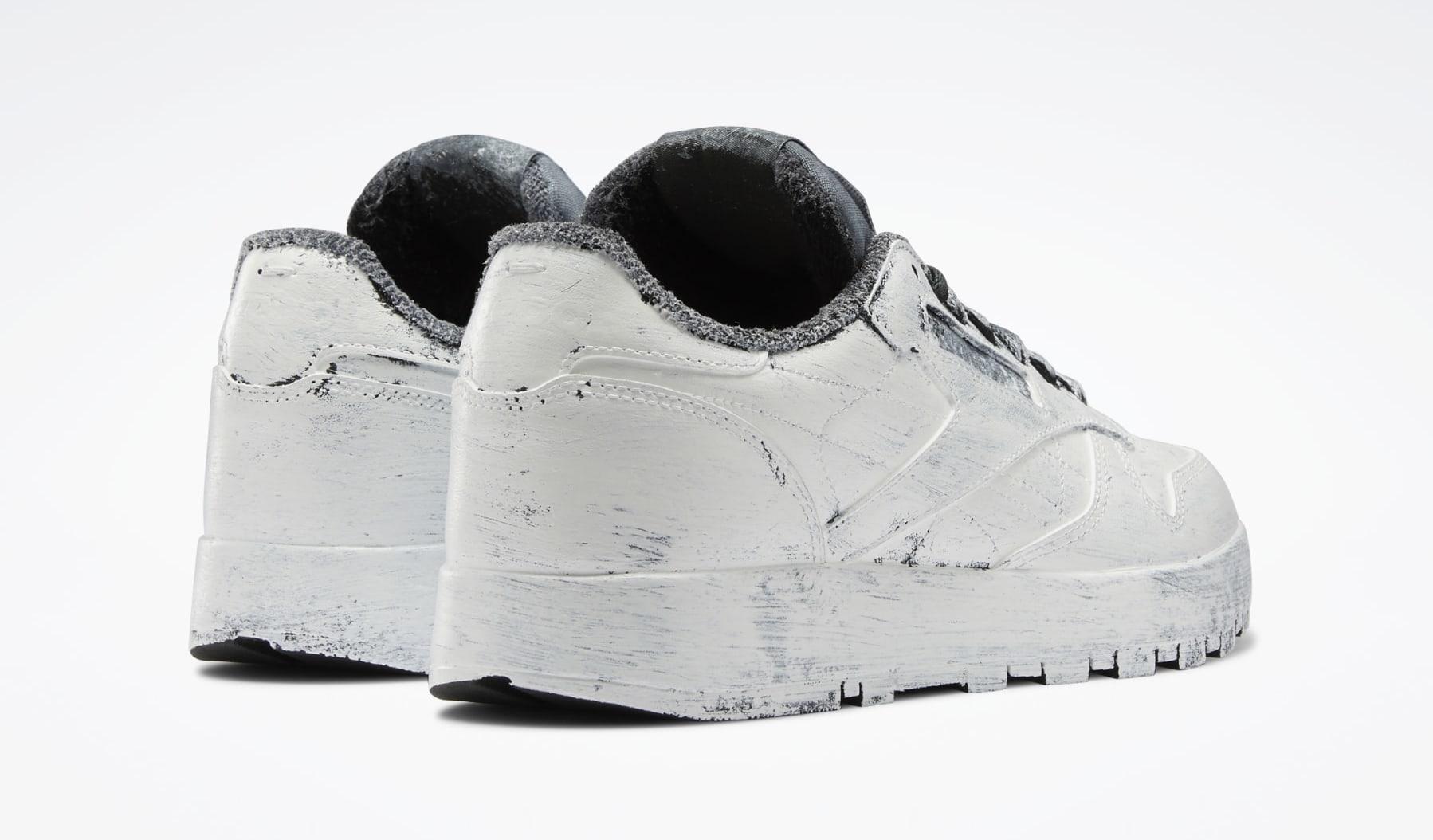 Maison Margiela x Reebok Classic Leather Tabi H04859 Heel