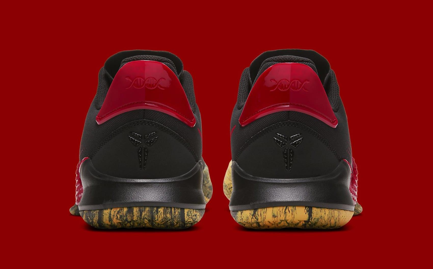 Nike Kobe Mamba Fury CK2087-002 Heel