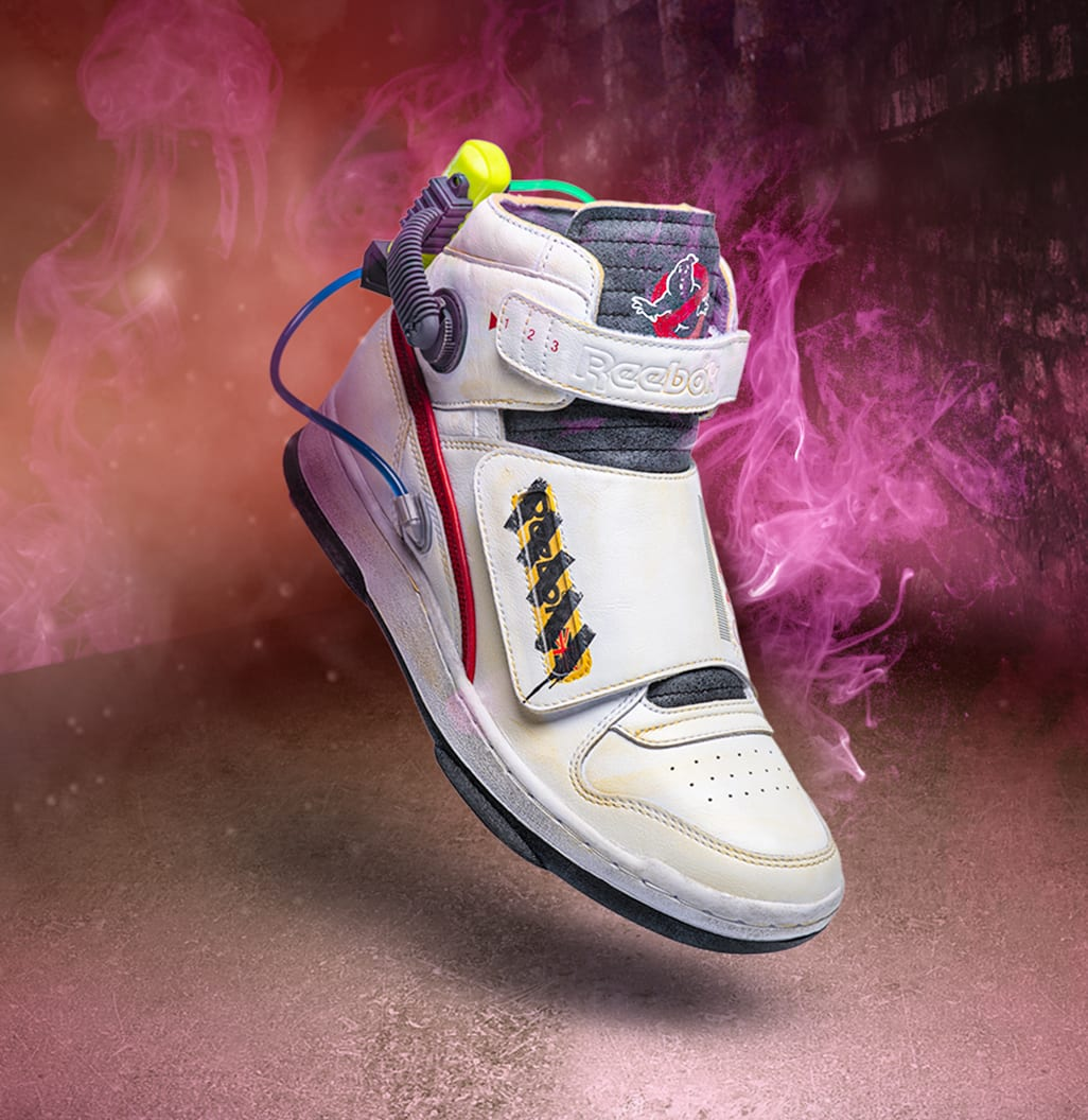 Ghostbusters x Reebok Ghostsmashers Front