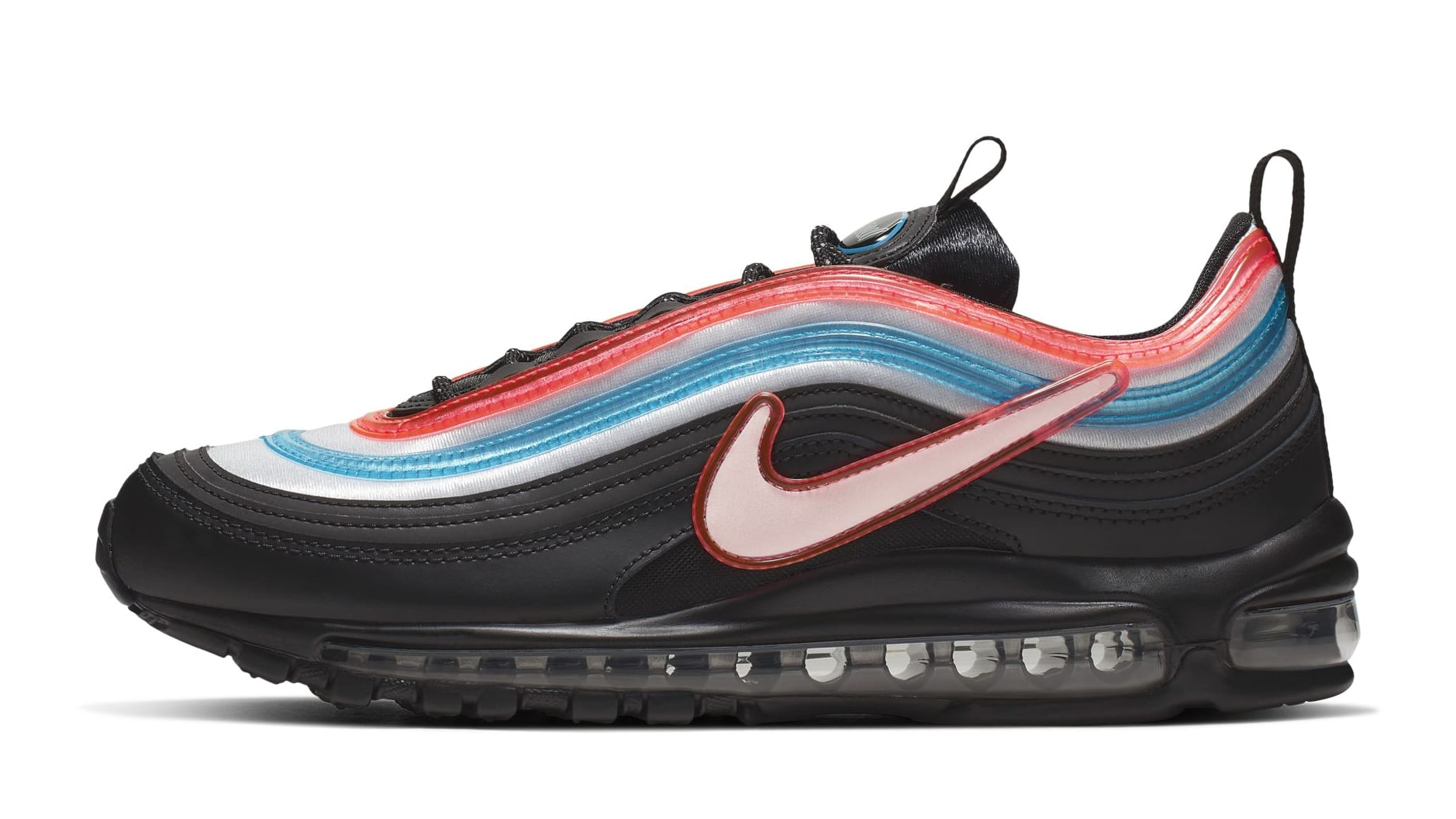 designer fashion 4b9c5 7fa1a Nike Air Max 97  Neon Seoul  Lateral